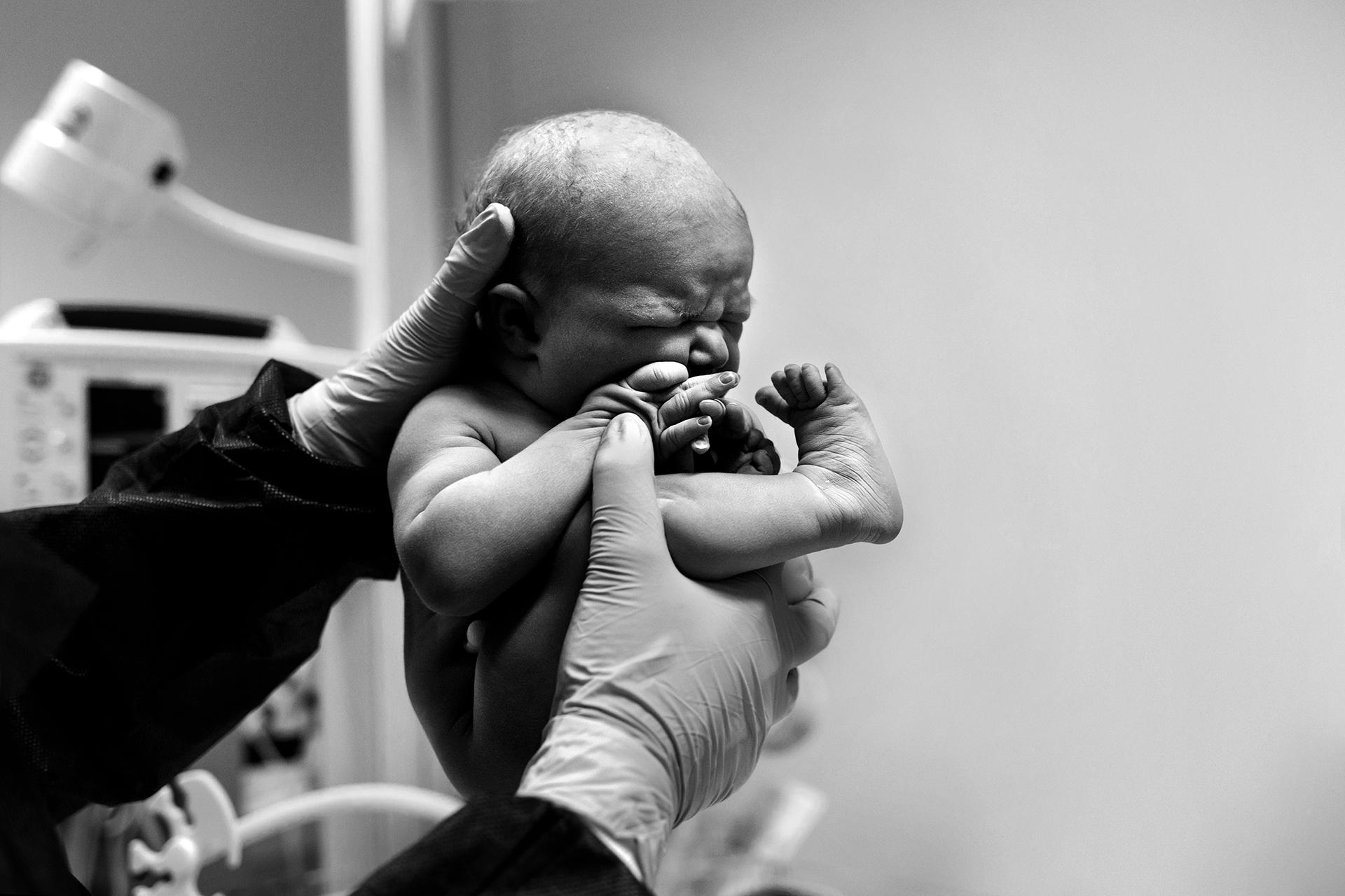 Bevallingsshoot Overijssel