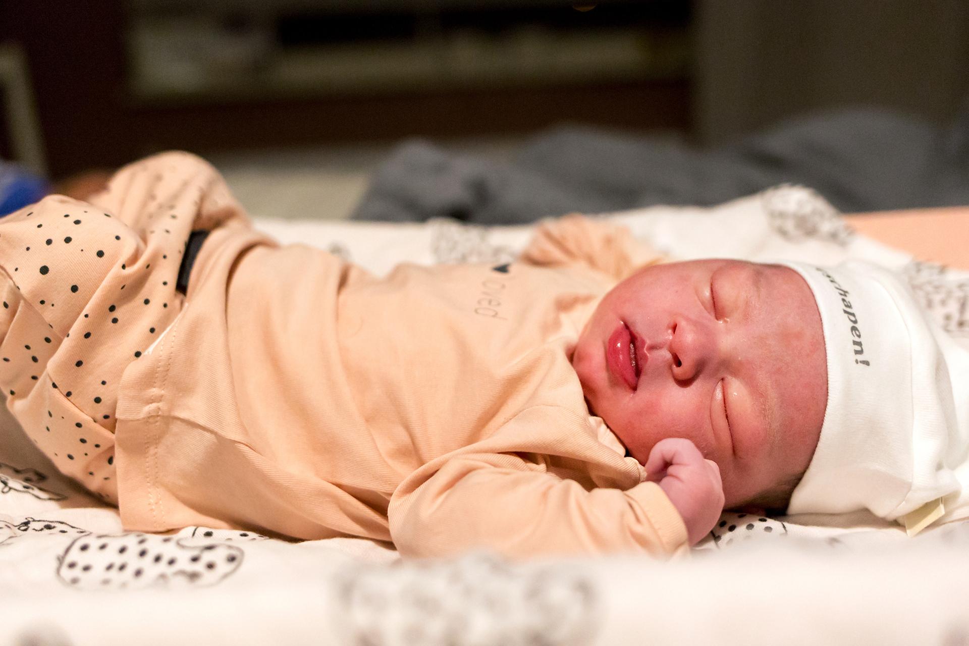 Geboortefotografie Overijssel